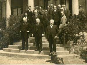 Les accords de Gênes de 1922 créé le Gold Exchange Standard