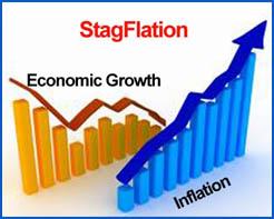 Comment se protéger contre les effets de la Stagflation ? Ici, après le 1er choc pétrolier de 1973