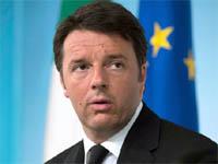 Premier sauvetage de 4 banques italiennes par « Bail out » à fin 2015 par Matteo Renzi.